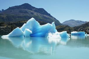 los glaciares national park,patagonia,argentinaの写真素材 [FYI00672501]