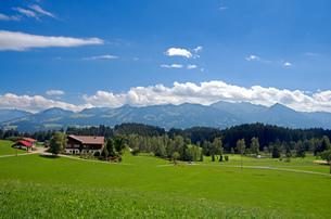 allgau bavariaの写真素材 [FYI00672906]