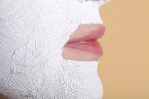facial mask. spaの写真素材 [FYI00673576]
