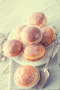 donut - vintage styleの写真素材 [FYI00673623]