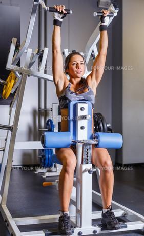 fitness_funsportの写真素材 [FYI00673713]