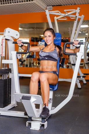 fitness_funsportの写真素材 [FYI00673714]
