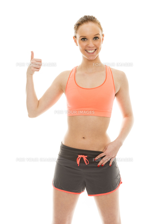 fitness_funsportの写真素材 [FYI00674103]