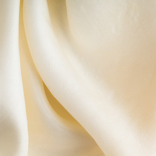white background abstract cloth wavy folds of textile textureの写真素材 [FYI00674602]