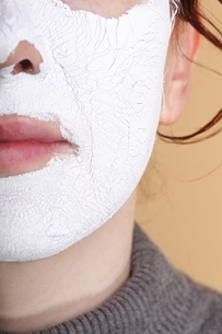facial mask. spaの写真素材 [FYI00675624]