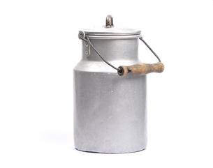 milk churnの写真素材 [FYI00675864]