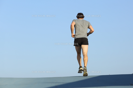 athletic_sportsの写真素材 [FYI00676148]
