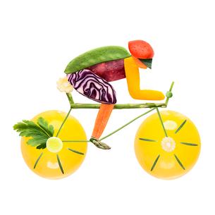 Road bike cycling.の写真素材 [FYI00677608]