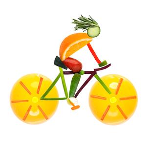 Road bike cycling.の写真素材 [FYI00677611]