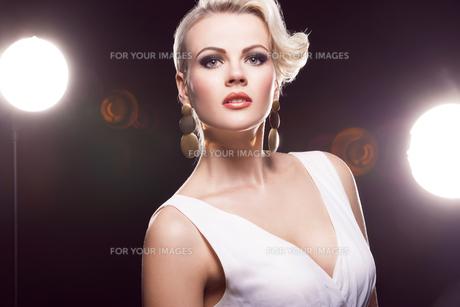 fashion_modelsの写真素材 [FYI00678229]
