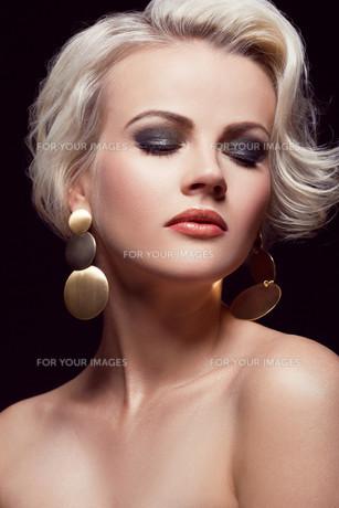 fashion_modelsの写真素材 [FYI00678230]