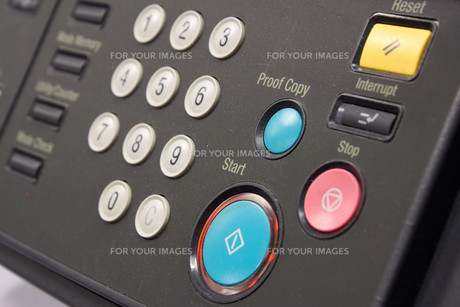 push buttonの写真素材 [FYI00678334]