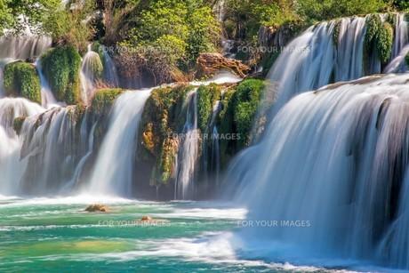 krka national parkの写真素材 [FYI00679839]