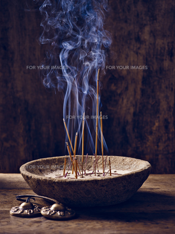 shell wood incense cymbalの素材 [FYI00680046]