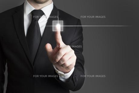 fingerの写真素材 [FYI00680183]