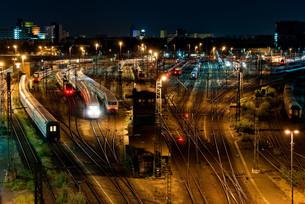 rail_trafficの写真素材 [FYI00681345]