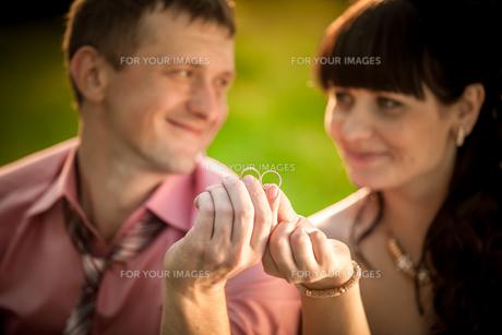 couples_loveの写真素材 [FYI00681553]