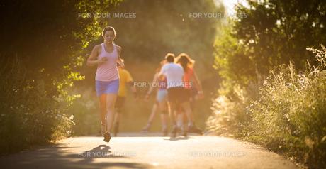 athletic_sportsの写真素材 [FYI00681851]