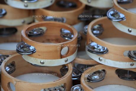 tambourineの写真素材 [FYI00682126]
