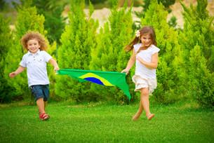 childrenの写真素材 [FYI00682365]
