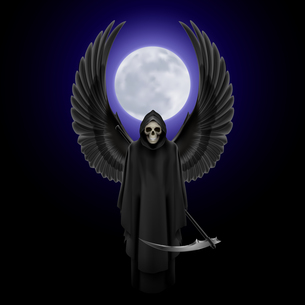 deathの写真素材 [FYI00682627]
