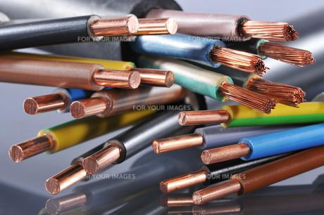 power cableの素材 [FYI00682976]