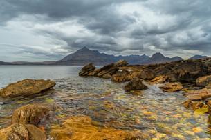elgol - scotlandの写真素材 [FYI00683038]