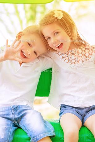 childrenの写真素材 [FYI00683382]