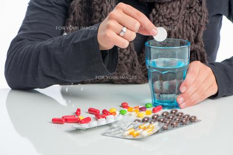 medicine_cosmeticsの素材 [FYI00683435]