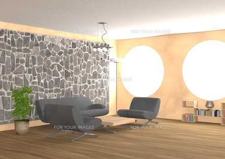 interior designの素材 [FYI00683461]