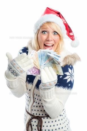christmas bonusの素材 [FYI00683540]