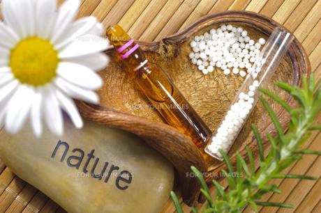 alternative medicine natural medicineの写真素材 [FYI00683673]