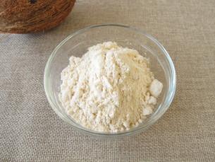 coconut flourの素材 [FYI00683951]