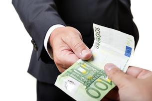 briberyの写真素材 [FYI00684012]