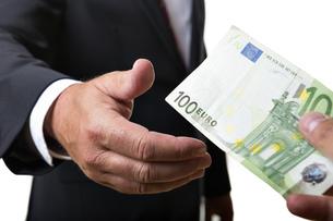 briberyの写真素材 [FYI00684013]