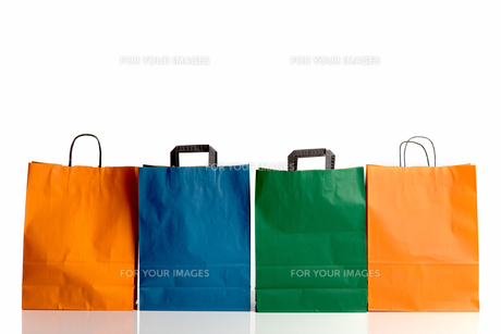 paper bagsの素材 [FYI00684115]