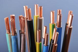 power cableの素材 [FYI00684632]