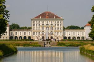 Nymphenburg Palaceの写真素材 [FYI00684853]
