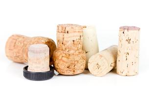 various corksの写真素材 [FYI00684953]