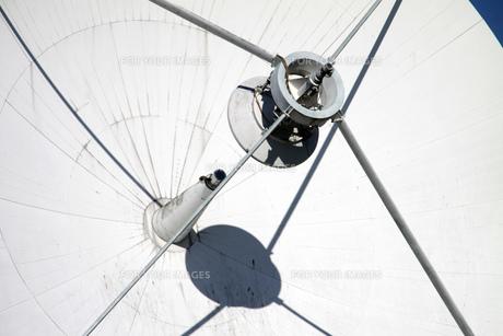 stratos erdfunkstelle aerzenの素材 [FYI00685264]