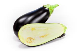 eggplantの写真素材 [FYI00685764]
