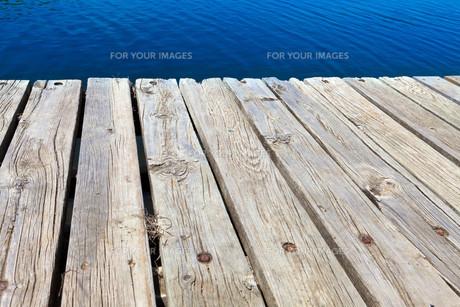 age jetty woodenの素材 [FYI00685862]