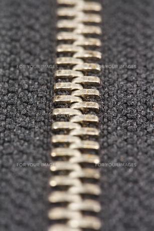 zipperの写真素材 [FYI00685911]