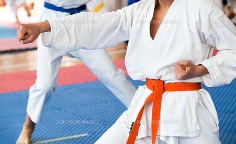 fight_sportsの写真素材 [FYI00686001]