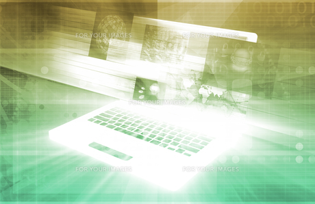 applicationの写真素材 [FYI00686099]