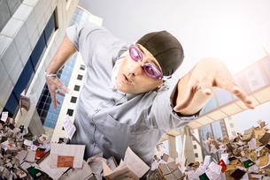 profession_businessの写真素材 [FYI00686162]