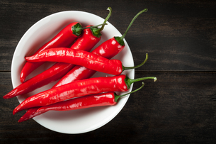 chili peppersの写真素材 [FYI00686570]