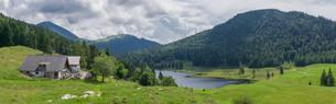 panorama seewaldseeの写真素材 [FYI00686960]