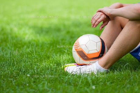 soccerの写真素材 [FYI00687884]