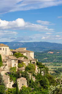 village in provenceの写真素材 [FYI00687901]